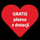 Przedszkole w Łęcznej, serce, gratisy w Casperku, dotacje